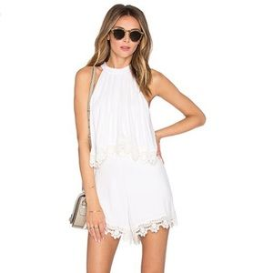 Lovers + friends romper